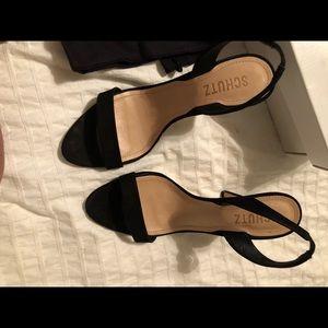 SCHUTZ Shoes - Schutz Luriane Heel